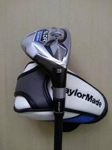 TaylorMade SLDR Golf Hybrid 3 S