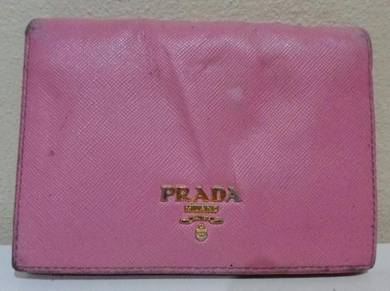 Wallet Authentic Prada Milano (Bundle)