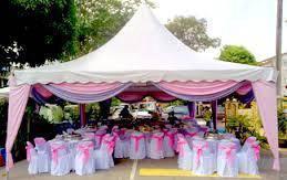 Canopy tent arabian