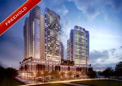 [ FREEHOLD ] Jalan Gombak, Setapak, KL Traders Square Residences