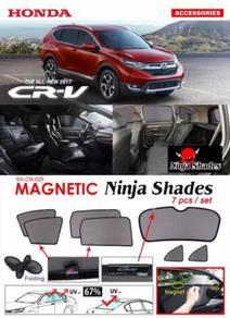 Honda CRV 2017 Magnetic Ninja Sunshade sun shade
