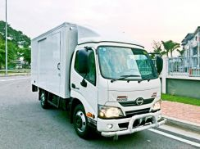 Hino 640R high Power Mitsubishi Fuso Isuzu