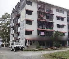 Flat Taman Cheras Mas, Batu 9 Cheras, Freehold tingkat 4