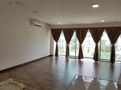 MOVE IN CONDITION Sphere Damansara Damai Studio with 1 Partition Condo