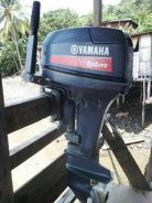 Yamaha enduro 15 hp