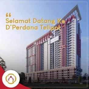 Services apartment 23 tingkat d'perdana telipot