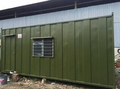 Heavy Duty Office Cabin /Offis Kabin Besi