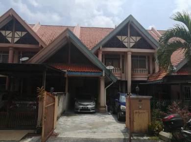FREEHOLD Teres 2 Tingkat , Taman Bukit Chedang , Seremban