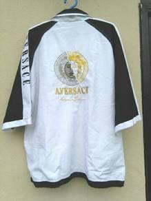 A.Versace Medusa Windbreaker Jacket