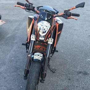 2012 KTM 200 Duke