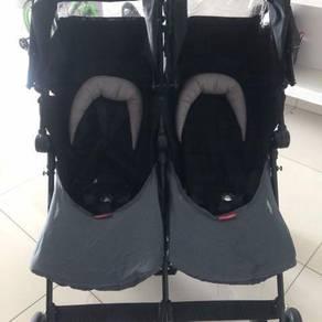 Maclaren Twin Baby Stroller