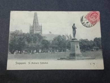 Postcard St Andrews 1909 PC 2766