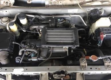 Halfcut L7 TR turbo auto untuk kelisa