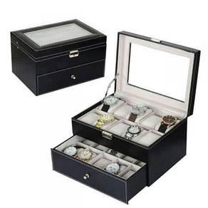 Watch box pu leather 20 slots 09