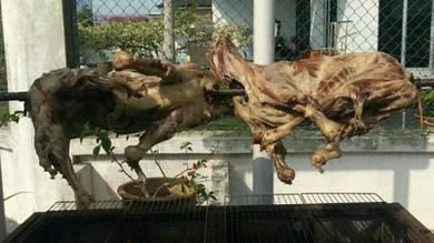 Set aqiqah jimat dan kambing golek marvelous