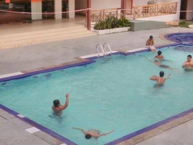 Apartment ada swimmingpool bawah rm100k