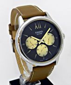 CASIO Enticer Men Multifunction Watch MTP-E312L-5B