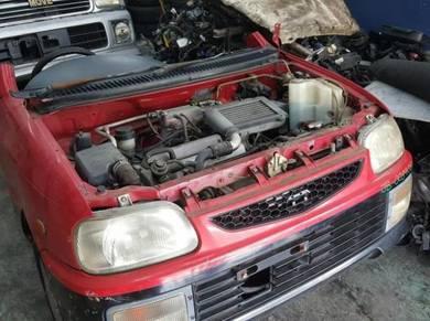 Halfcut L5 RS turbo manual JBJL-low millage kancil