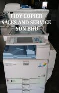 Machine color photocopier mpc3501 market price