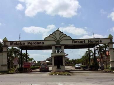 Melaka Perdana Resort Homes Ayer Keroh Bungalow Lot Land Infra Ready