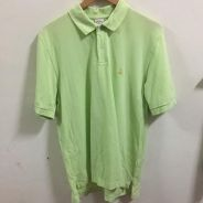 Brooks Brothers Original Fit Shirt Size M green