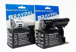 RAYPAL LED Bicycle Super Bright Head Lamp Y