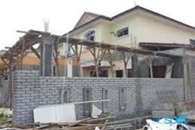 Renovation Ubah Suai & Bina Rumah
