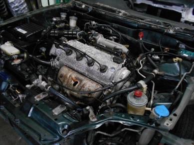 Honda sr3 eg6 sr4 eg9 halfcut engine vtec D15B ZC