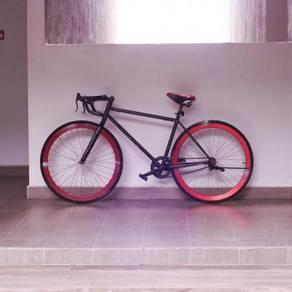 Fixie Single gear bike