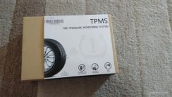 TPMS tire pressure monitoring system for motorcycl