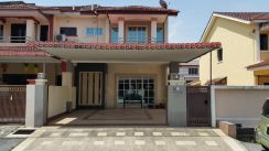 Fully Renovated Double Storey House with extra Land