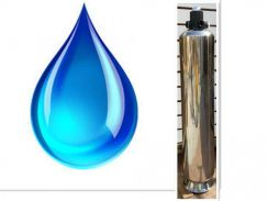 Water Filter / Penapis Air s.steel (Azmi) 3hD