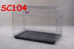 Stainless Steel Cage - SC104