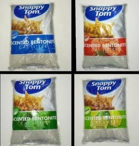 Cat Litter / Pasir Kucing & Cat Pack Food