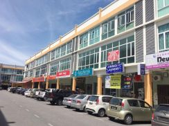Bandar Riyal ShopHouse For Rent, Uni Garden, Kota Samarahan