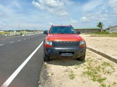 Ford ranger 2013 auto