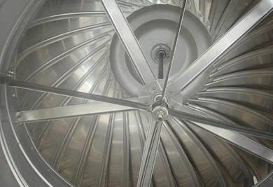 24NBGT Wind Turbine Ventilator US FREE Air Vents