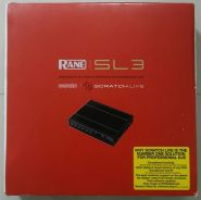 RANE SL3 BLUE EDITION (UK Edition)