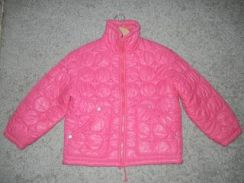 Jaker 186 UNITED COLORS OF BENETTON pink jacket