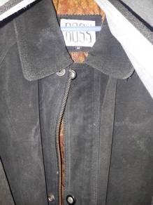 Original leather jacket coat