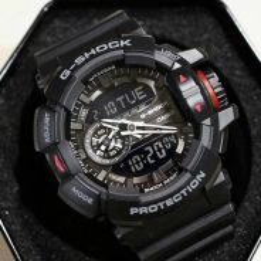 Watch - Casio G SHOCK BIG CASE GA400-1B - ORIGINAL