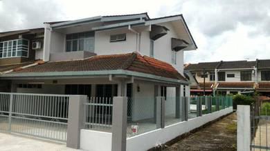 Tabuan Desa Corner Double Storey FOR RENT