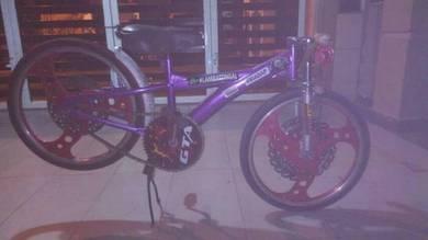 Basikal utk di letgo