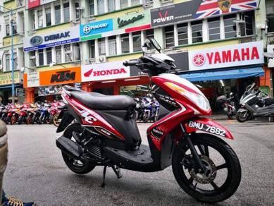 Yamaha EGO LC (BMU7682)