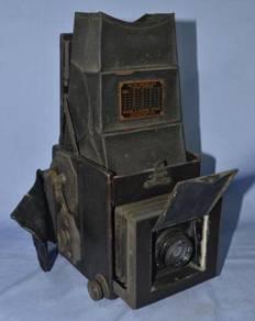 Kodak auto graflex curtain aperture camera from us