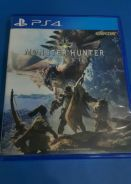 Monster Hunter World MHW R3 PS4