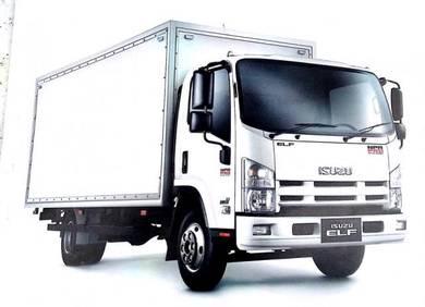 Isuzu lori baru isuzu new lorry