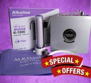 K1000 BioTech line penapis air water filter 4S6