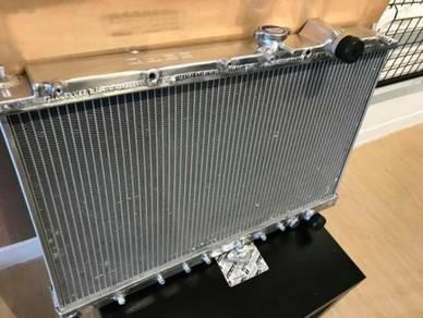Sard 2row radiator wira satria 4g15 4g93 4g63
