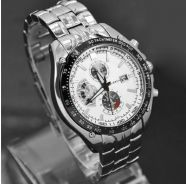 Luxury Watch Stainless Steel Watch Elegant 0072